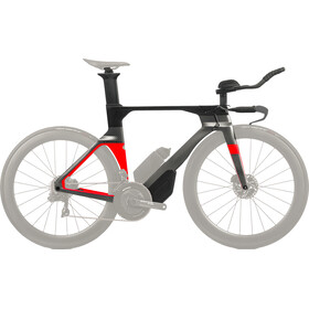 Orbea Ordu OMX Frame, speed silver/bright red